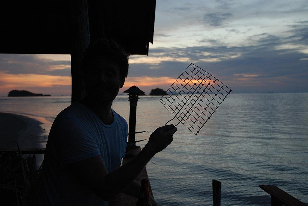 Johan, enriches the sunset - utterly!