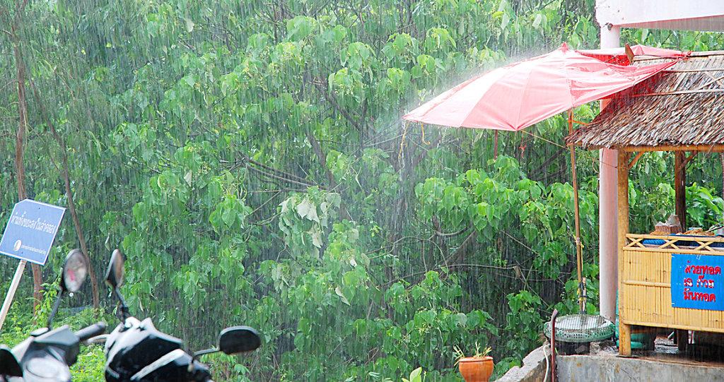 rain - once again