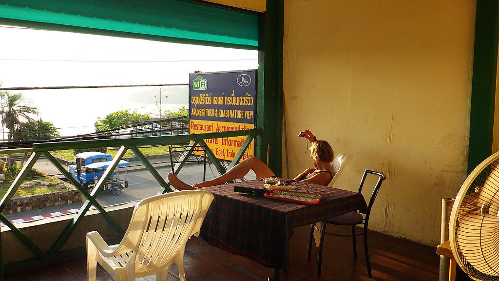 กระบี่ - Krabi Town